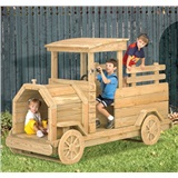 PATTERN TRUCK PLAY STRUCTURE