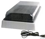 DELUXE HEATED GREENHOUSE KIT