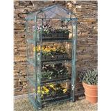 "4 Tier Greenhouse Kit 27"" x 19"" x 74"""