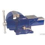 Heavy Duty Vise with Anvil 6""
