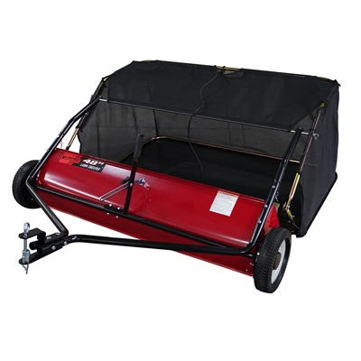 "48"" Tow Behind Lawn Sweeper"