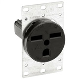 RECEPTACLE FLUSH MNT 30A 250V