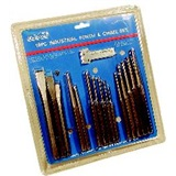 16 Piece Punch & Chisel Set
