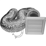 VENT DRYER KIT PRO  FLEX FIRE