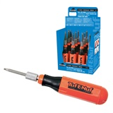 14PC ALL-IN-1 MULTI BIT SCREWDRIVER - 1/PACK