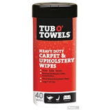 Tub O' Towels Carpet & Upholstery Wipes