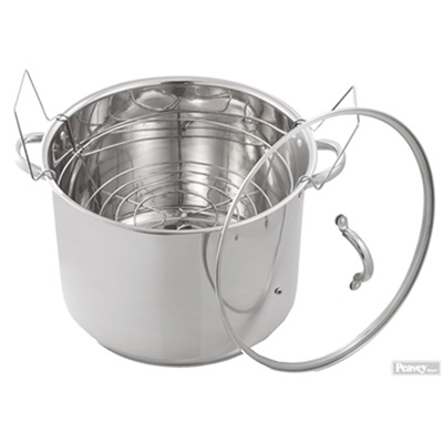 McSunley Stainless Steel Canner 21.5 Qt