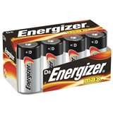 ENERGIZER MAX D BATTERIES 8 PACK
