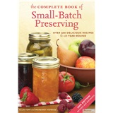 Small Batch Preserves Cook Book